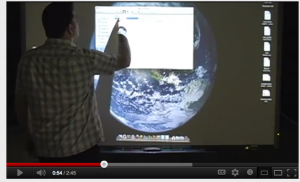 Classrooms with a SMART Board